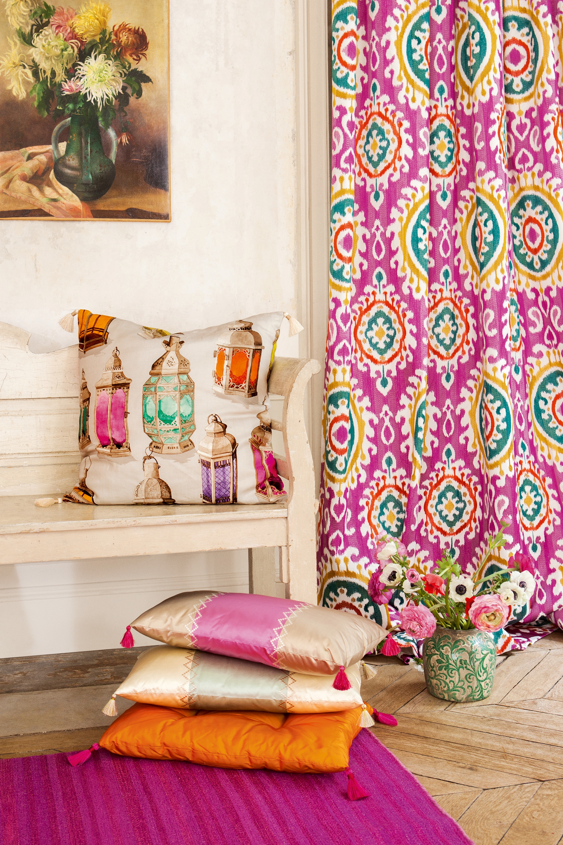 Attrayant Linge De Lit Manuel Canovas #5: New Collection